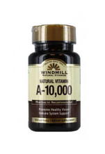 Windmill Vitamin A 10,000 IU - 100 Softgels