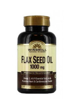 Windmill Flax Seed Oil 1000 mg - 60 Softgels