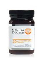 Manuka Doctor Active Manuka Honey 20+ - 500g