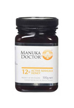 Manuka Doctor Active Manuka Honey 12+ - 500g