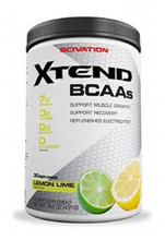 Scivation Xtend BCAA - Lemon Lime, 30 Servings