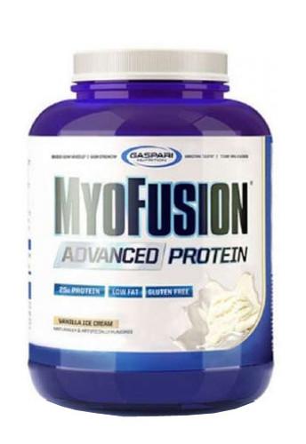 Gaspari Nutrition Myofusion Advanced - Vanilla Ice Cream, 4 Lbs