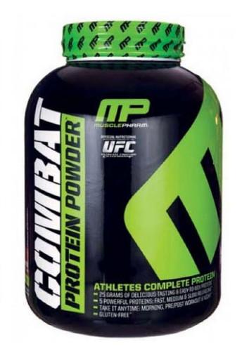 MusclePharm Combat Whey Protein Powder - Chocolate Milk 4 Lbs