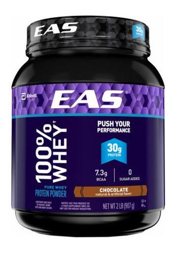 EAS 100% Whey Protein Powder - Chocolate 5 Lbs