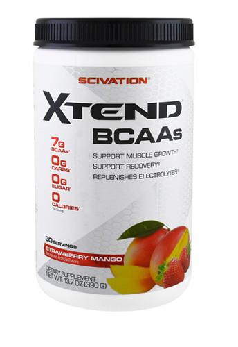 Xtend BCAAs 30Svg 390Gm Strawberry Mango