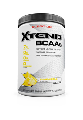 Xtend BCAAs 30Svg 429Gm Pineapple