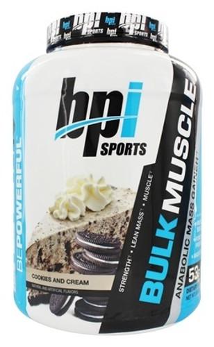 Bulk Muscle 5.82Lbs Cookies & Cream
