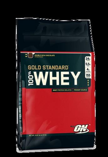 100% Whey Gold STD 10LB Chocolate