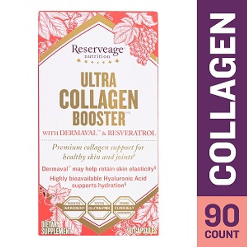 Resrveage Ultra Collagen Booster 90Cap
