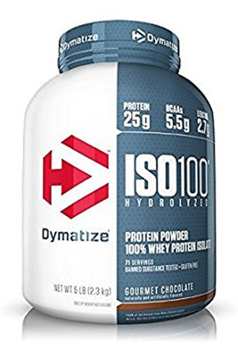 Iso-100-0 Carb Whey 5Lb Grm Chocolate