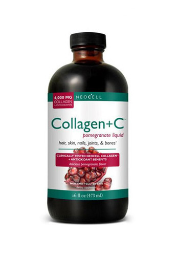 Neocell Collagen + C Pomegranate Liq 16 Fl Oz
