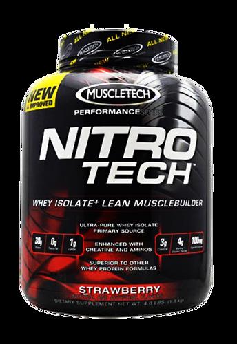Nitro Tech Performance 4LB Strawberry