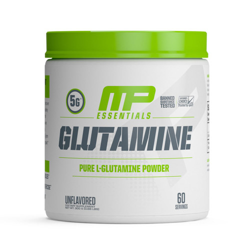 Musclepharm Glutamine Essentials 60Svg 300Gm
