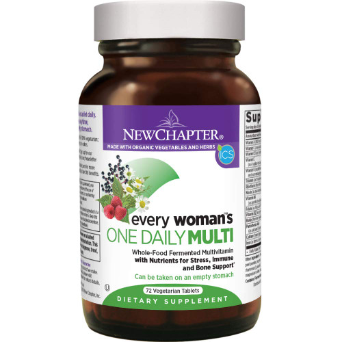 Every Woman䋢's One Daily Multivitamin 72 Tablets