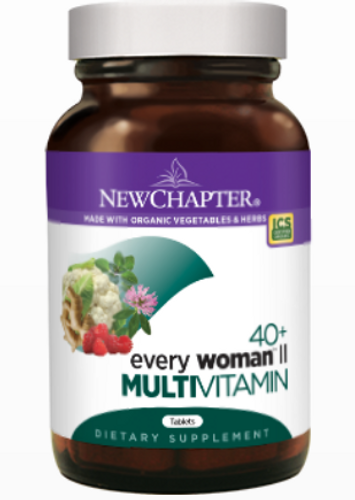 Every Woman™ II Multivitamin 40+ 72 Tablets