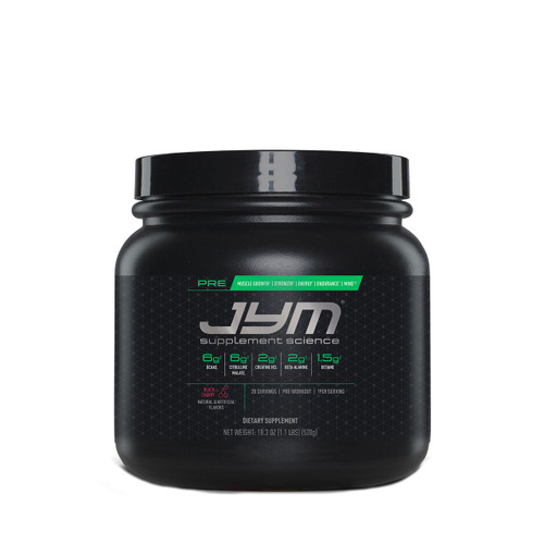 Jym® Pre Jym Black Cherry 20 Serving