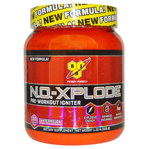 BSN N.O. Xplode Watermelon - 30 Servings