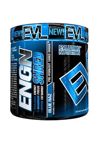 Pre Workout Evlution Nutrition ENGN Shred