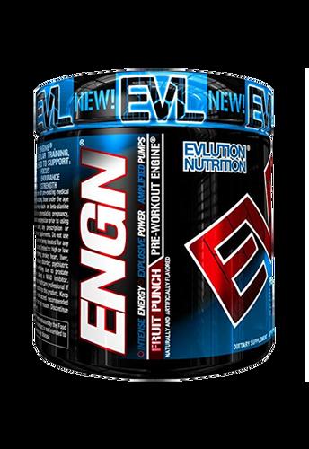 Pre Workout Evlution Nutrition ENGN Shred Fruit Punch
