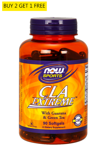 Now Foods, Cla Extreme 90 Softgels