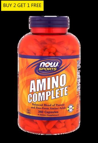 Now Foods, Amino Complete 120Caps