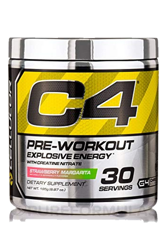 Cellucor C4 Explosive Pre-Workout 30Svg 195Gm Strawberry Margarita