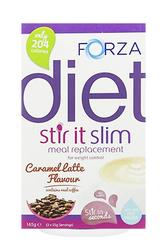Forza Diet Shake it Slim 55 Gm Cappuccino
