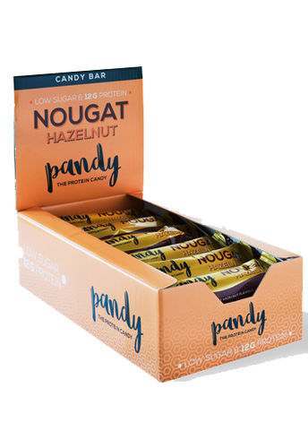 Pandy Candy Bar Nouget Box