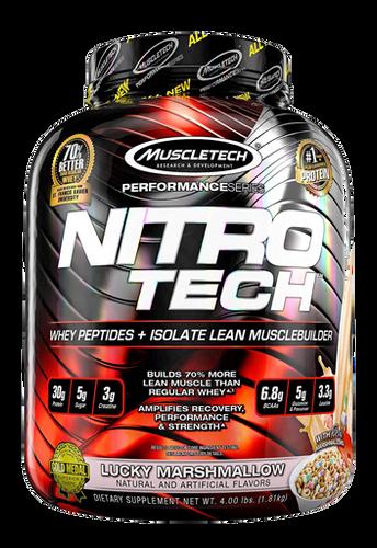 Nitro Tech Performance 4LB Lucky Marshmallow