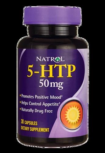 Natrol 5-HTP 50Mg 30 Caps