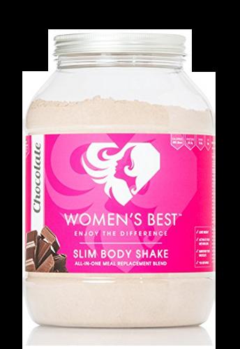 Women's Best Slim Body Shake 1.2Kg Chocolate