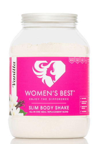 Women's Best Slim Body Shake 1.2Kg Vanilla