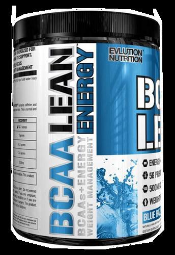 EVL Nutrition LEAN BCAA 30SVG 237GMS Blue Rasberry