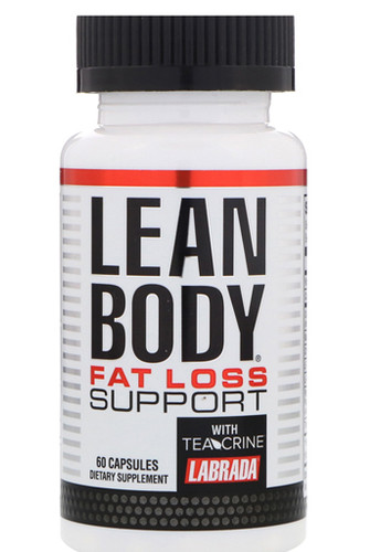Labrada Nutrition, Lean Body with Teacrine 60Caps