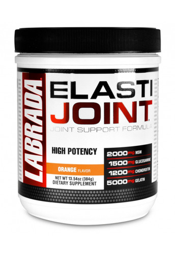 Elasti Joint High Potency 384Gm Grape