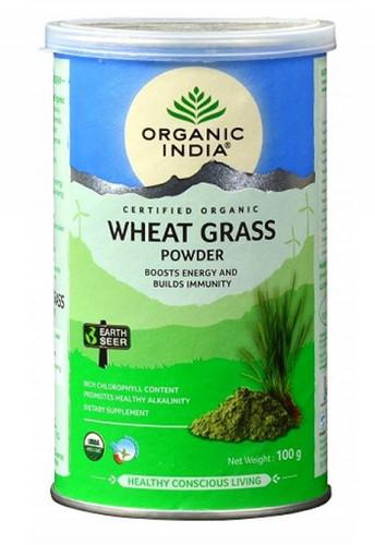 Organic India, Wheatgrass Non Flavoured