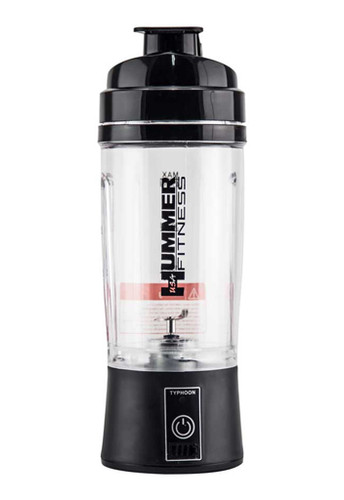 HUMMER USA Fitness Typhoon Portable Blender Black
