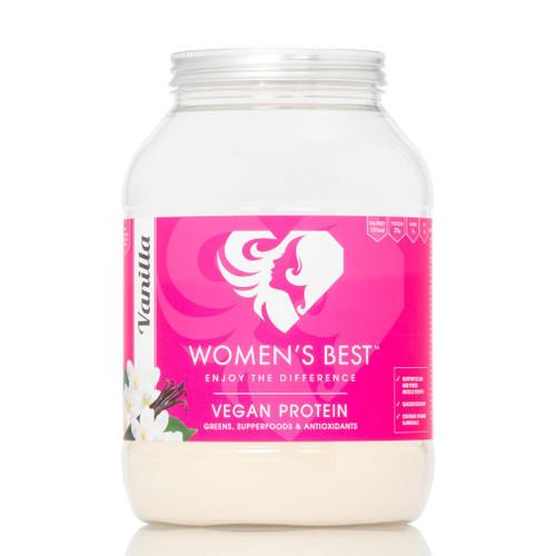 Women's Best Vegan Protein Vanilla 900gm