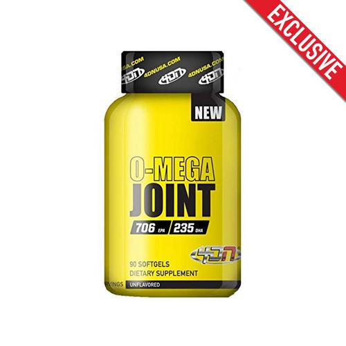 Omega Joint 90 Softgels, 706 EPA, 235 DHA, 4D