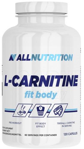 L-CARNITINE FIT BODY – 120CAPS
