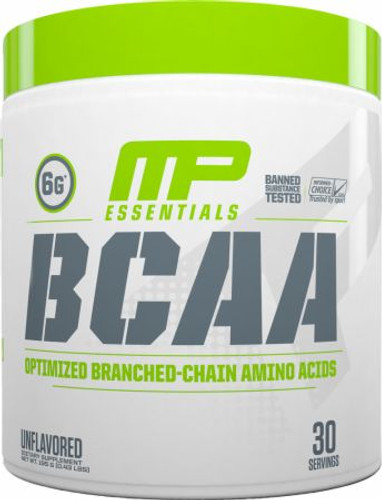 Muscle Pharm BCAA Powder 30 Servings Unflavored
