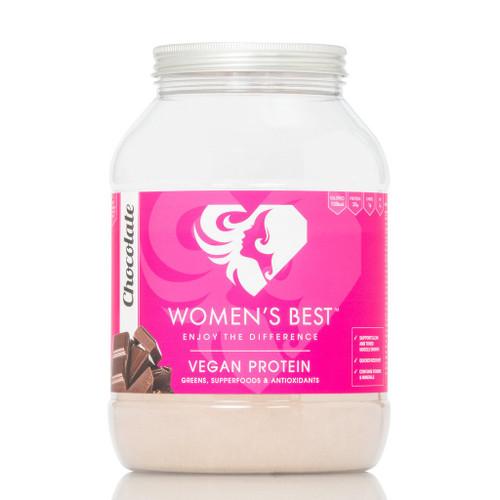 Women's Best Vegan Protein Chocolate 900gm