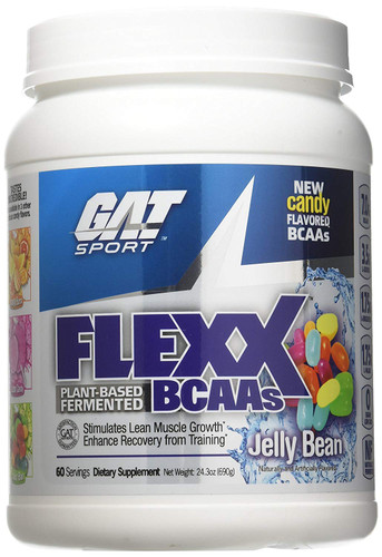 GAT Flexx BCAA - 60 Serving (Jelly Bean)