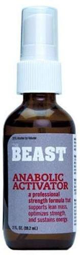 Beast Sports Nutrition Anabolic Activator - 2 fl oz