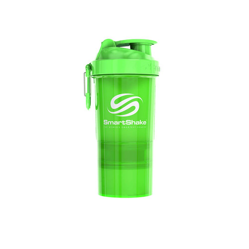 SMARTSHAKE 2GO 600 ml - Neon Green