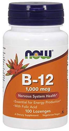 Now Vitamin B-12 1000 Mcg - 100 Capsules