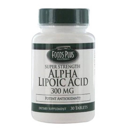 FP Alpha Lipoic Acid 300Mg 30Tablets