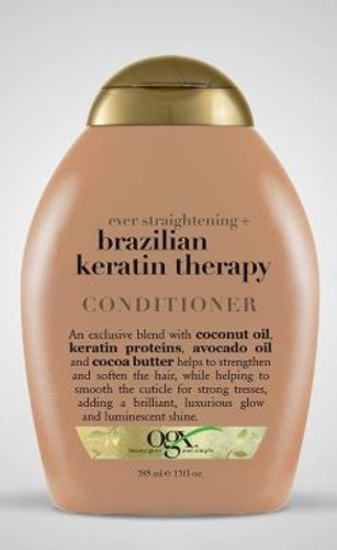 OGX Brazilian Keratin Therapy Conditioner 385ml