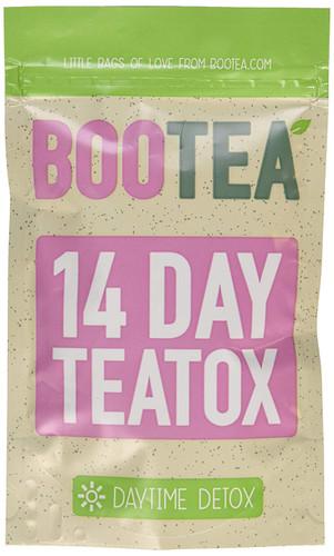 Bootea Daytime Detox Tea (14 days)