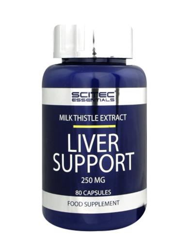 Scitec Nutrition - Liver Support 80 Caps
